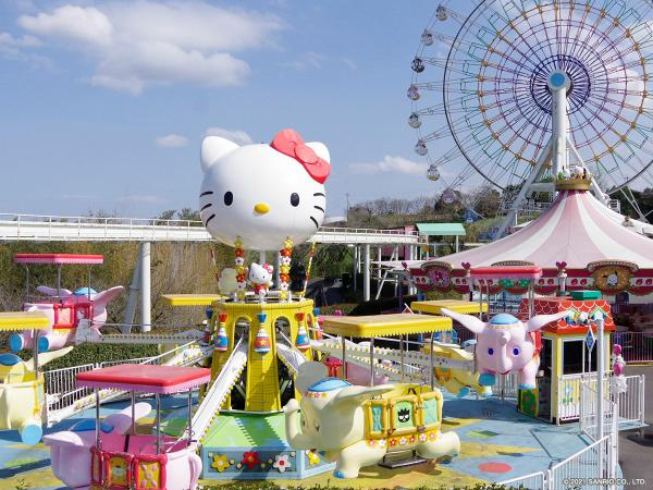 サンリオキャラクターパーク ハーモニーランド image
