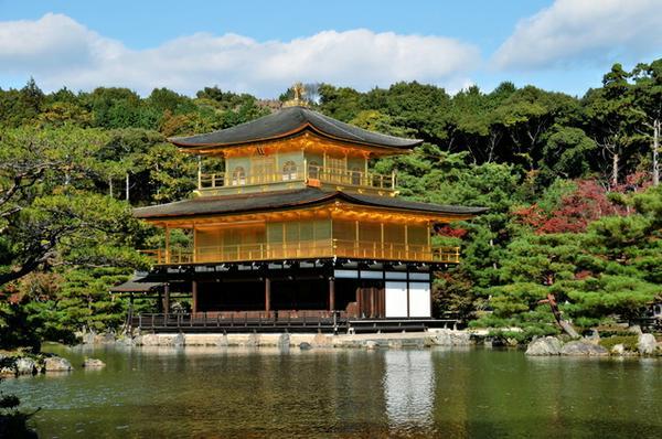 鹿苑寺(金阁寺) image
