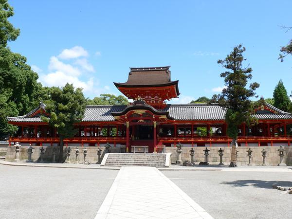石清水八幡宮 image
