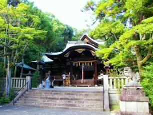 東天王 岡崎神社 image