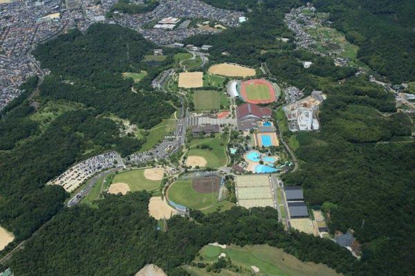 京都府立山城総合運動公園(太陽が丘) image