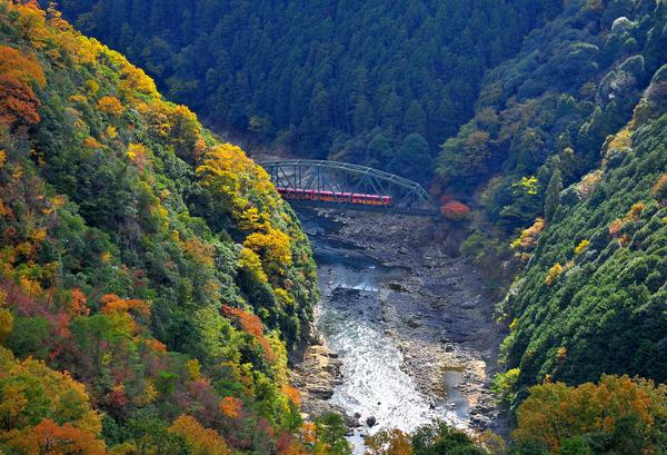 嵐山-高雄パークウエイ image