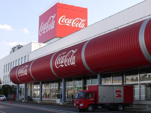 コカ・コーラ ボトラーズジャパン 工場見学施設 image