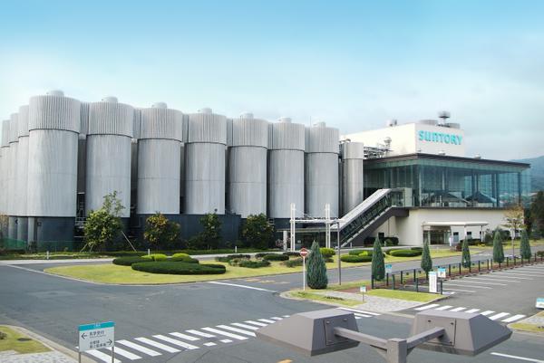 サントリー〈天然水のビール工場〉京都(見学) image