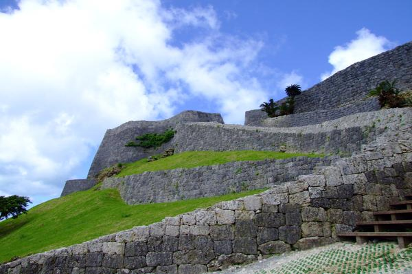 Katsuren Castle Ruins image