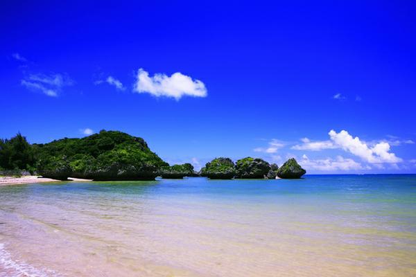 浜比嘉島 image