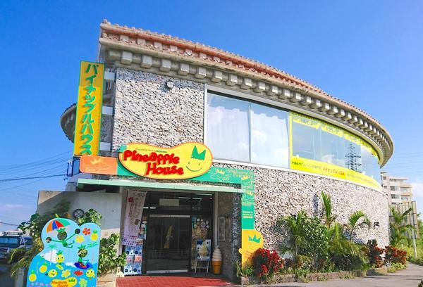 Pineapple House image