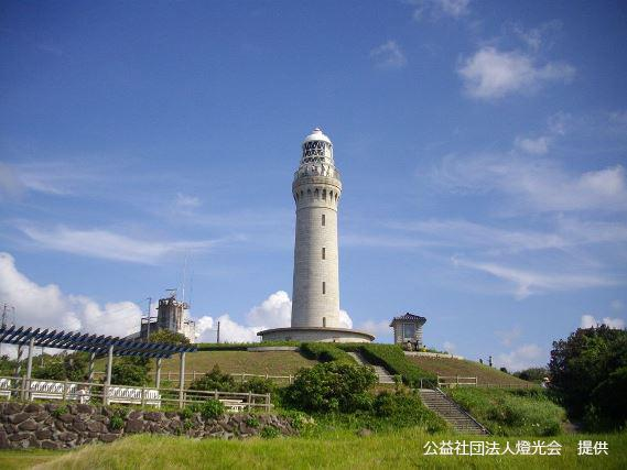 角島灯台 image