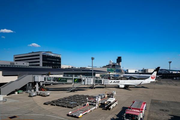 大阪国際空港 展望デッキ image