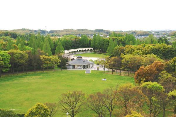 蜻蛉池公園 image