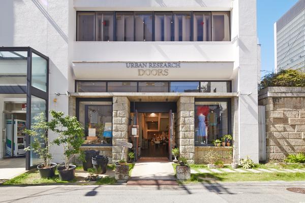 URBAN RESEARCH DOORS Minamisenba branch image