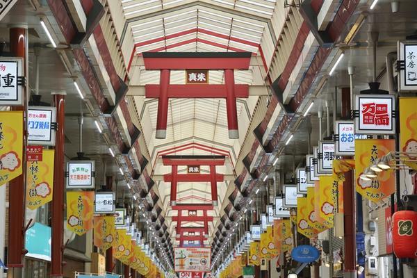 天神橋筋商店街 image