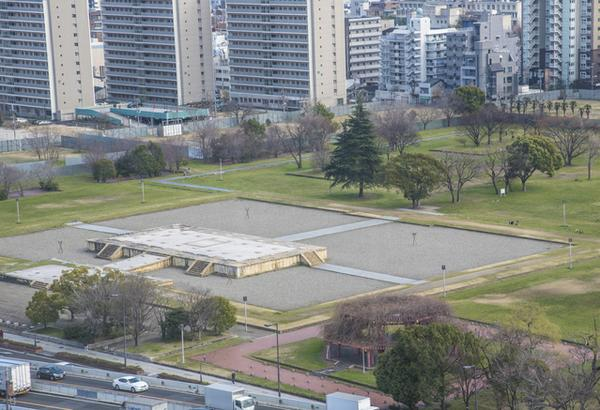 史蹟 難波宮跡(難波宮跡公園) image