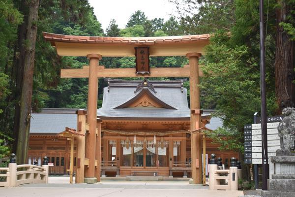 穗高神社 image