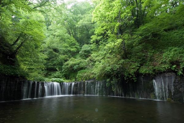 白糸の滝 image