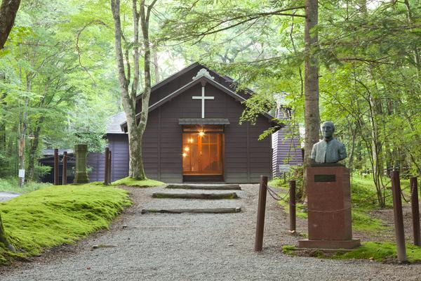 日本聖公会 軽井沢ショー記念礼拝堂 image