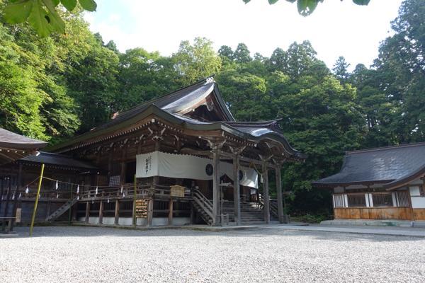 戸隠神社 中社 image