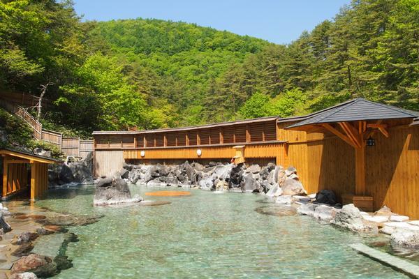 西の河原露天風呂 image