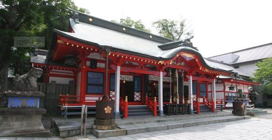 深志神社 image