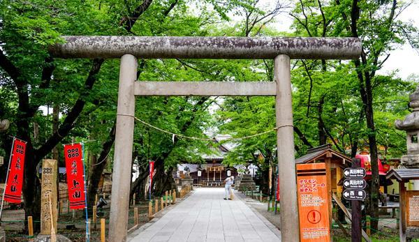 眞田神社 image