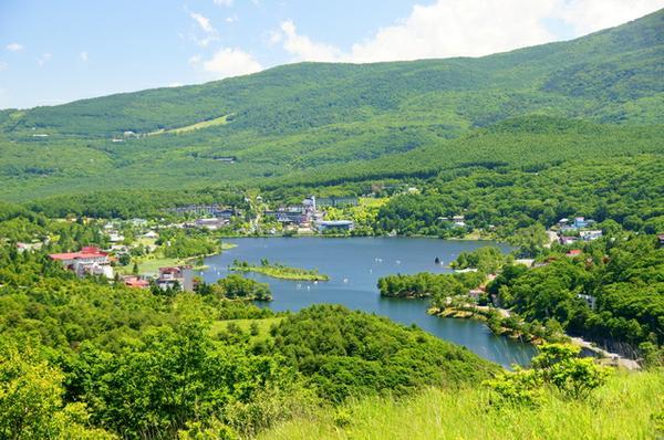 白樺湖 image