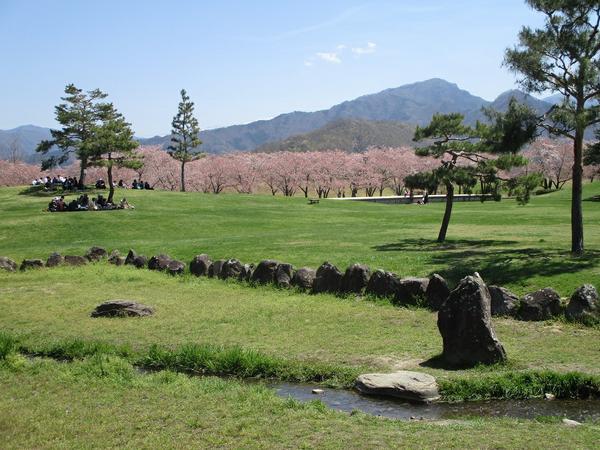 八幡原史蹟公園 image
