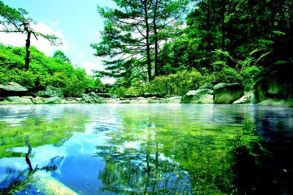 立ち寄りの湯 軽井沢千ヶ滝温泉 image