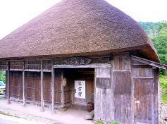 牛方宿(県宝 旧千國家住宅) image