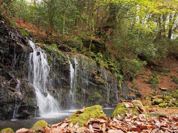 千条の滝 image
