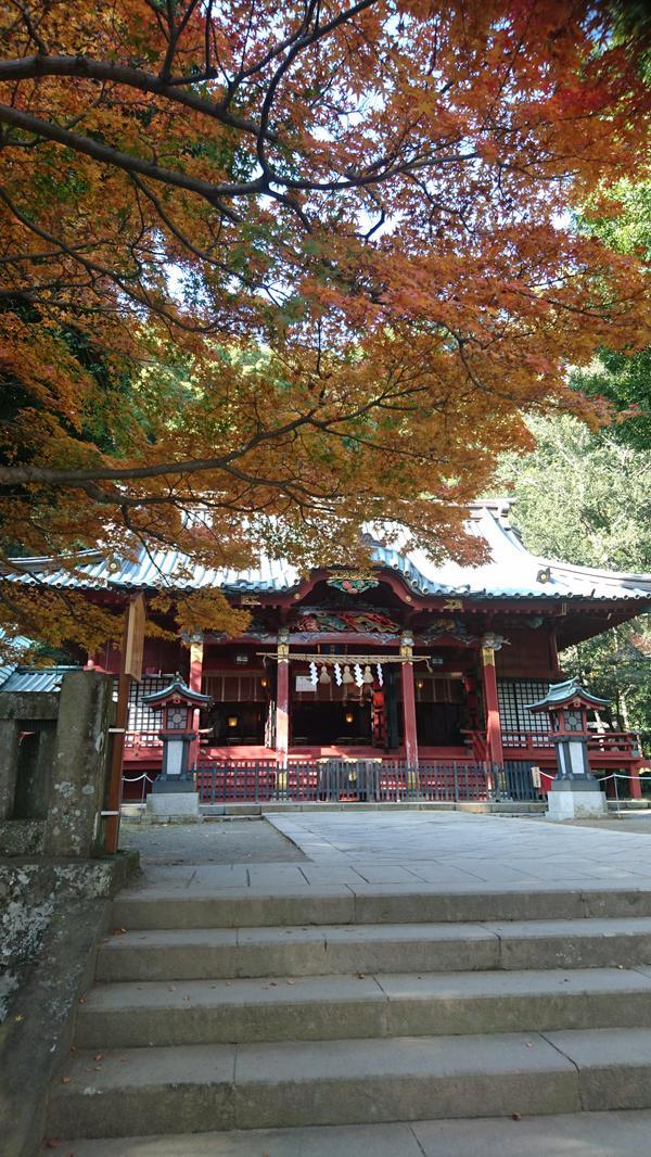 伊豆山神社 image