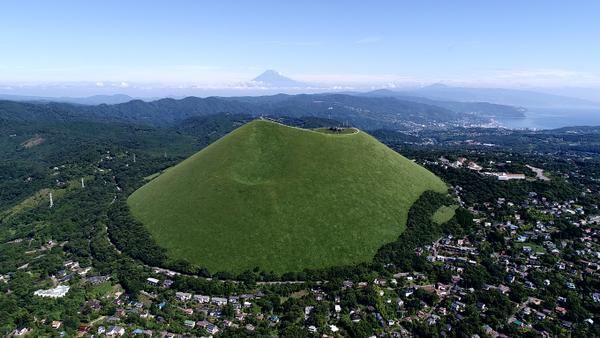 오무로 산 등산 리프트 image