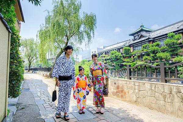 松川遊歩道 image
