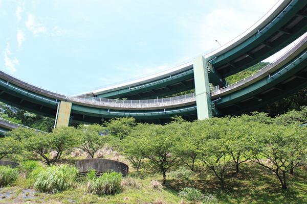河津七滝ループ橋 image
