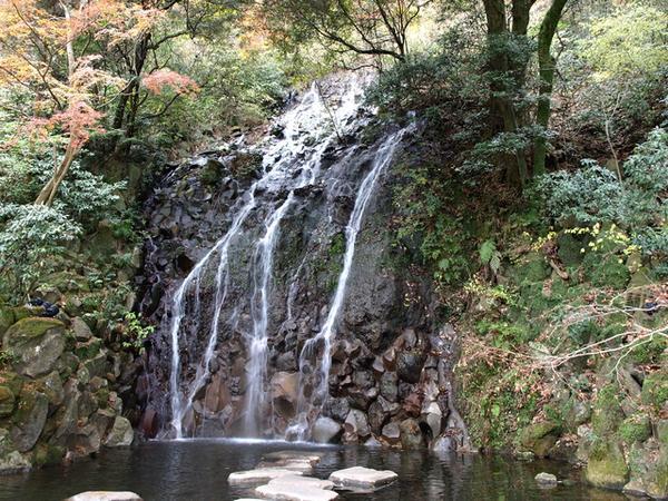 玉簾の瀧・飛烟の瀧 image