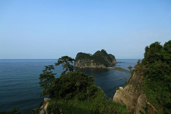 三四郎島 image