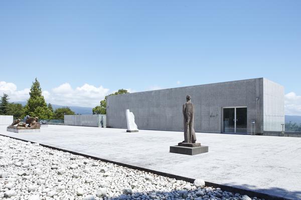 ヴァンジ彫刻庭園美術館 image