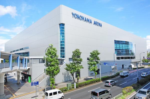横濱體育館 image