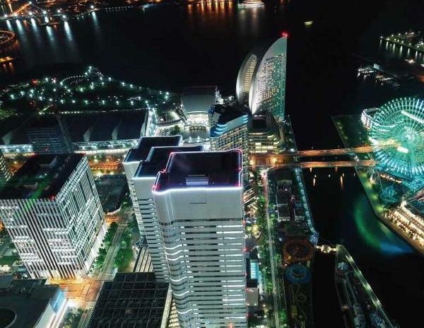 横浜ランドマークタワー69階展望フロア スカイガーデン image