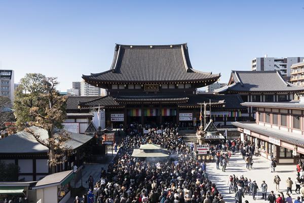 大本山川崎大師平間寺 image