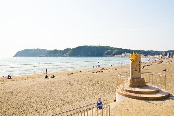 逗子海岸 image