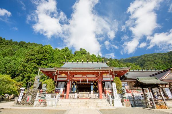 大山阿夫利神社 image
