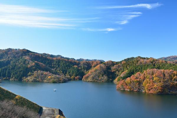城山湖 image