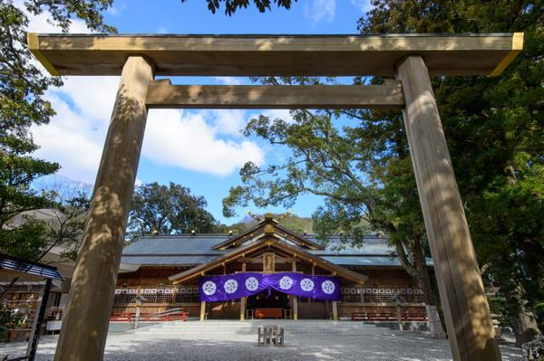 猿田彦神社 image