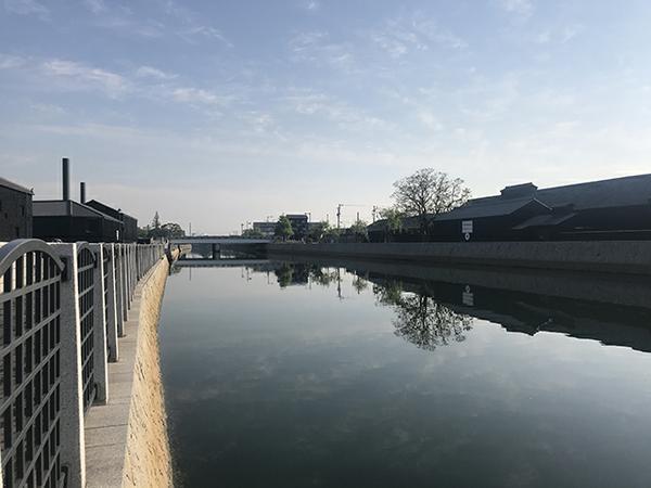 半田運河・蔵のまち image