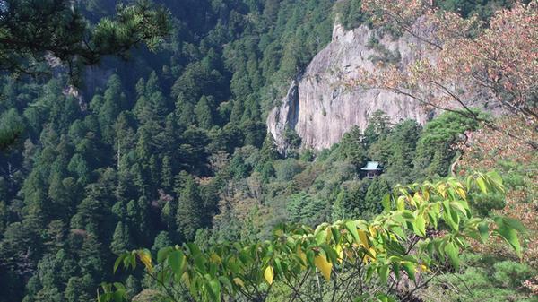 鳳来寺山 image