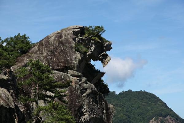 獅子岩 image
