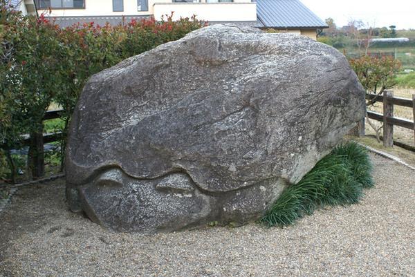 亀石 image