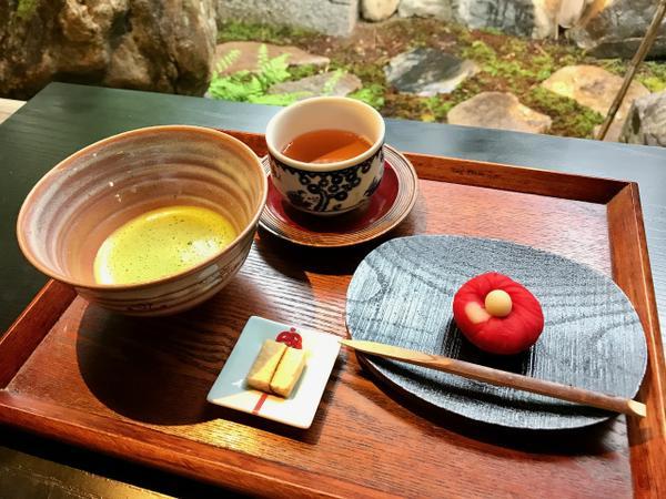 寧楽菓子司 中西与三郎 image