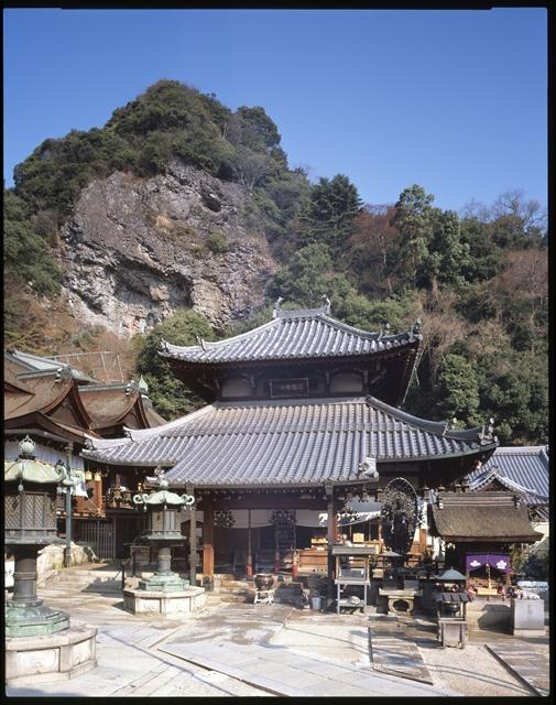 生駒聖天 宝山寺 image