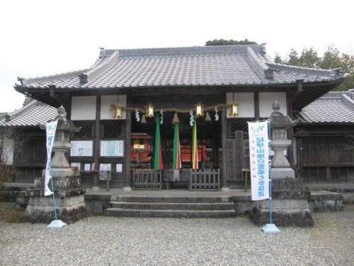 丹生官省符神社 image